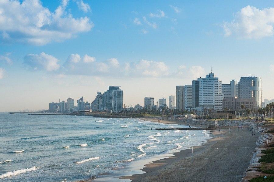 Tel Aviv beaches