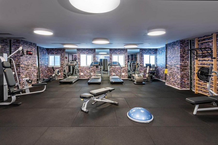 Rothschild 22 - Hotel's Gym
